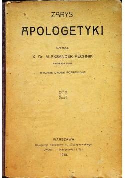 Apologetyki 1913 r.
