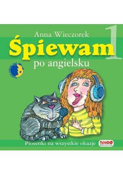 Śpiewam po angielsku + CD