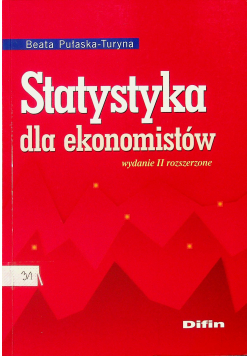 Statystyka dla ekonomistów