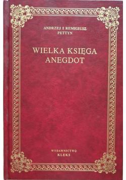 Wielka księga anegdot