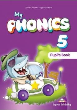 My phonics 5 PB + Digi material EXPRESS PUBLISHING
