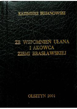 Ze wspomnień ułana i akowca Ziemi Brasławskiej