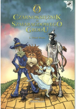 Czarnoksiężnik ze Szmaragdowego Grodu. Audiobook
