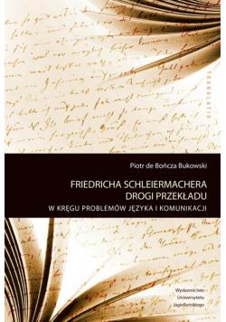 Friedricha Schleiermachera drogi przekładu