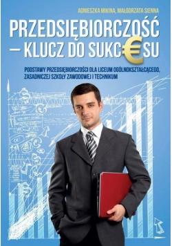 Przedsiębiorczość - klucz do sukcesu podr. w.2012
