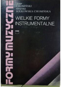 Wielkie formy instrumentalne