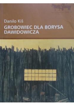 Grobowiec dla Borysa Dawidowicza