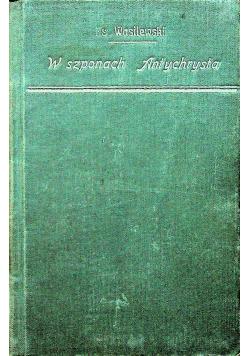 W szponach Antychrysta 1924 r