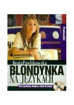 Blondynka na językach Francuski NOWA