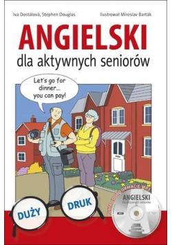 Angielski dla aktywnych seniorów + CD