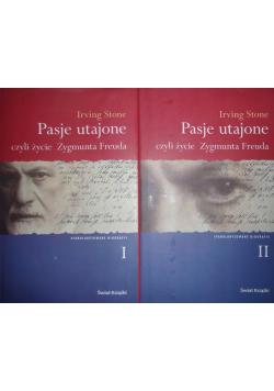 Poezje utajone czyli życie Zygmunta Freuda Tom I i II