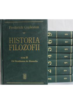 Historia filozofii 8 tomów