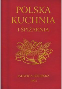 Polska kuchnia i spiżarnia