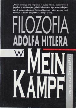 Filozofia Adolfa Hitlera w Mein Kampf