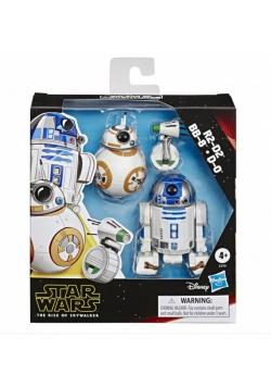Star Wars Figurki Droidy 3-pak