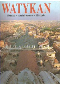 Watykan sztuka architektura historia