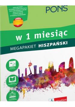 Hiszpański w 1 miesiąc Megapakiet
