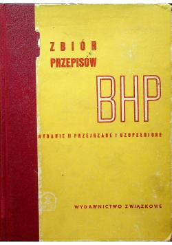 Zbiór przepisów BHP