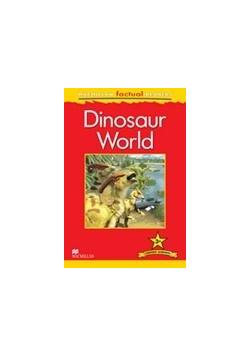 Dinosaur World Poziom 3+