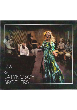 Iza and Latynoscy Brothers CD