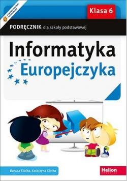 Informatyka Europejczyka SP 6 podr NPP w.2019