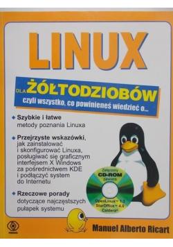 Linux dla żółtodziobów