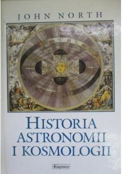 Historia astronomii i kosmologii