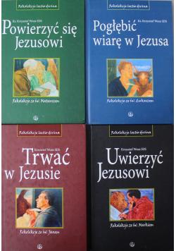 Rekolekcje lectio divina 4 tomy
