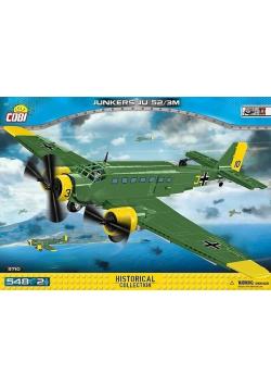 HC WWII Junkers JU 52/3M