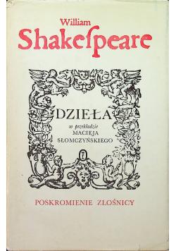 Shakespeare Dzieła Poskromienie złośnicy