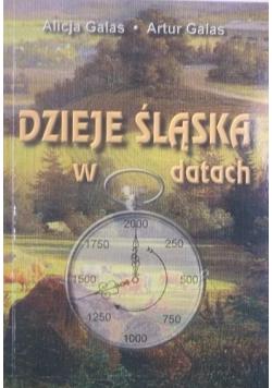 Dzieje Śląska w datach