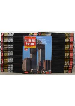 Ilustrowana historia świata zestaw 70 tomów