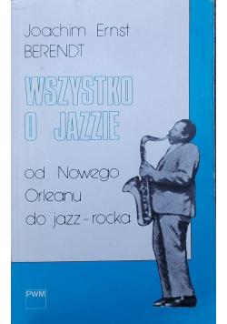 Wszystko o jazzie