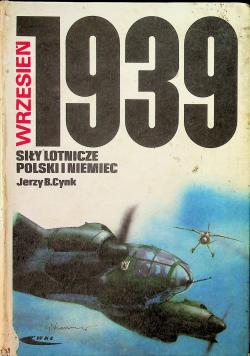Wrzesień 1939 Siły lotnicze Polski i Niemiec