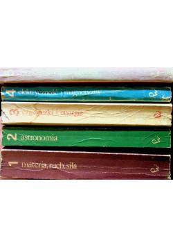 Fizyka dla dociekliwych 5 tomów