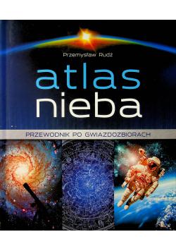 Atlas nieba Przewodnik po gwiazdozbiorach