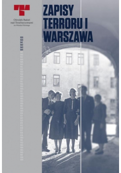 Zapisy Terroru T.1 Warszawa