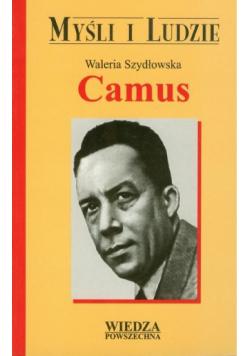 Camus Myśli i ludzie