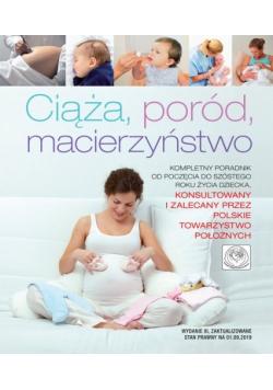 Ciąża poród macierzyństwo poradnik
