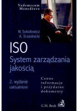 ISO System zarządzania jakością