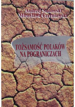 Tożsamość Polaków na pograniczach