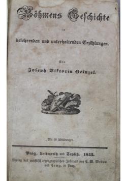 Bohmens Geschichte 1843 r.
