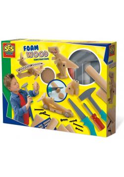 Kreatywna zabawa - Konstrukcje z pianki