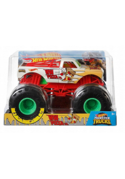 Hot Wheels Monster Trucks Pizza Co