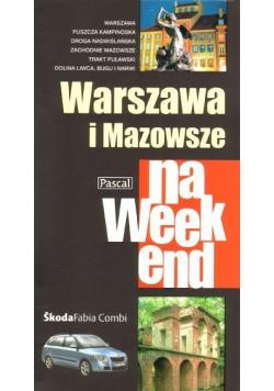 Przewodnik na weekend - Warszawa i mazowsze PASCAL