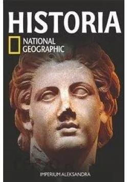 Historia National Geographic Tom 9 Imperium Aleksandra