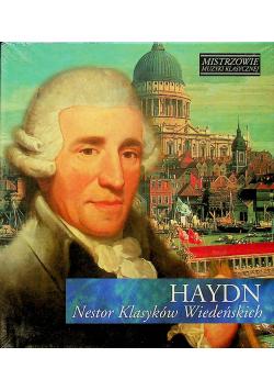 Mistrzowie muzyki klasycznej Haydn Nestor Klasyków Wiedeńskich CD Nowa