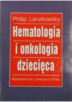 Hematologia i onkologia dziecięca