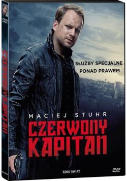Czerwony kapitan DVD