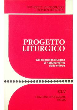 Progetto Liturgico